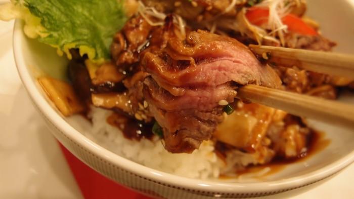ParksideDINER@帝国ホテル 牛肉
