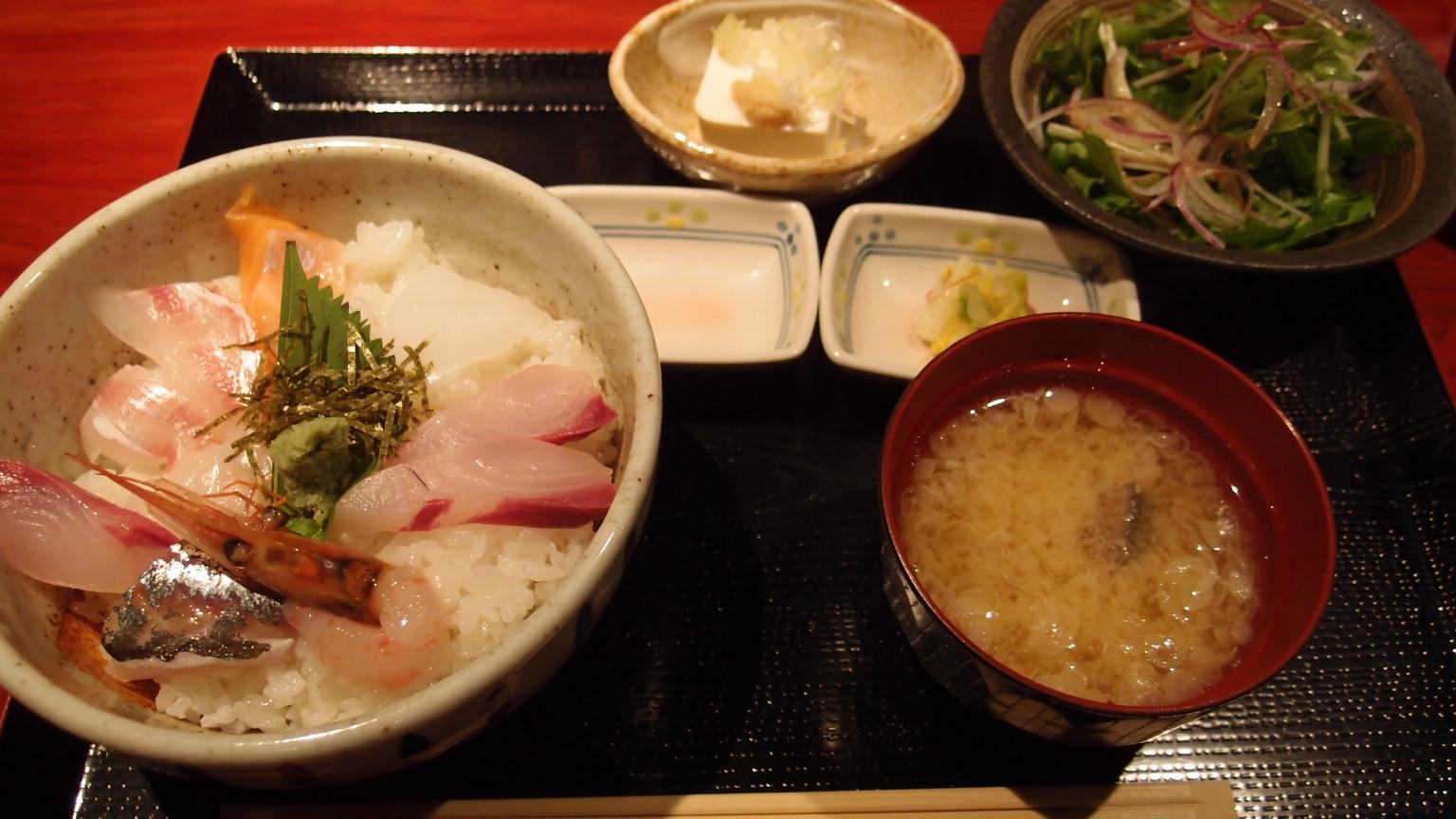 銀座 海鮮山鮮 海鮮丼