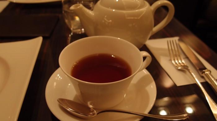 アンリ・シャルパンティエ サロン・ド・テ 紅茶