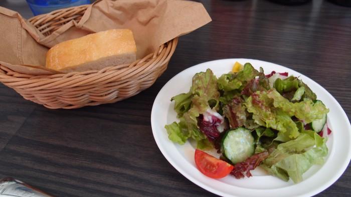 トラッポラ サラダ