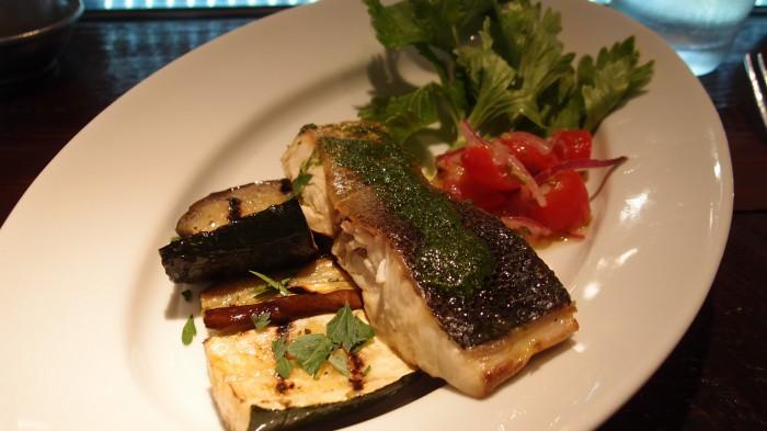 カンティーナシチリアーナ・トゥットイルマーレ 魚料理