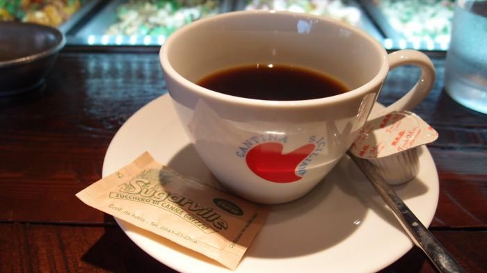 カンティーナシチリアーナ・トゥットイルマーレ コーヒー