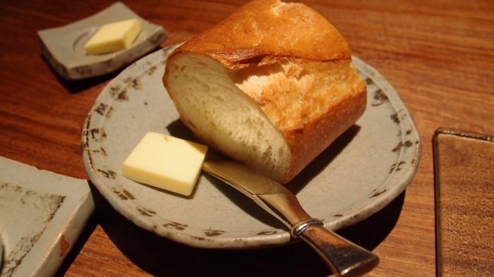 レストランよねむら パン