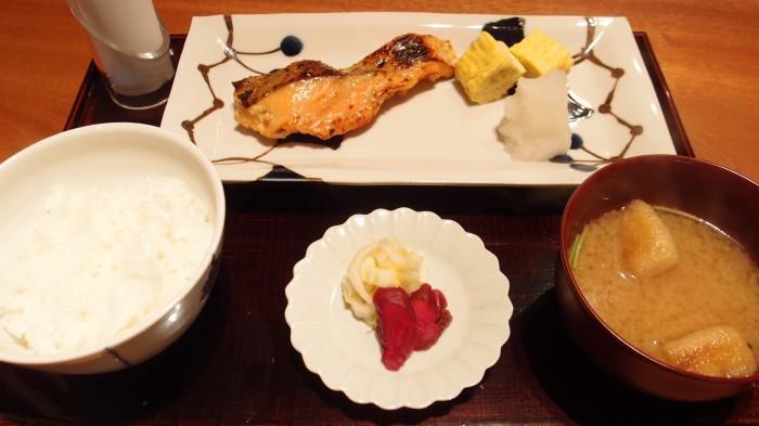圓 紅鮭粕漬け焼き