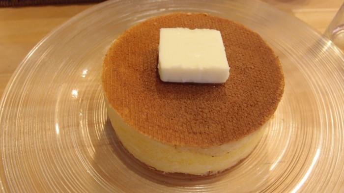 パンケーキ発酵バター