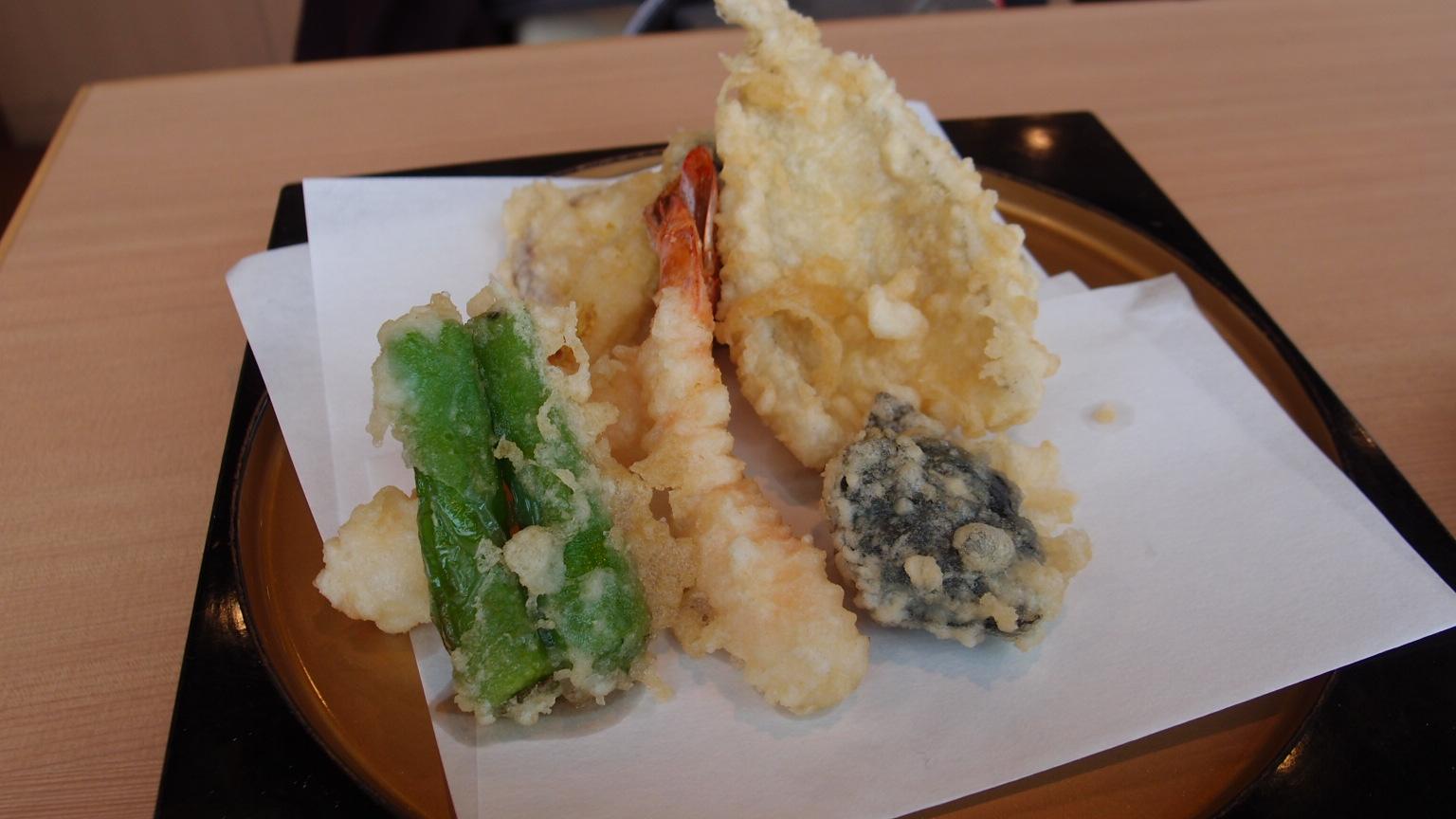 銀座 ひさご@三越 お昼のサービス定食