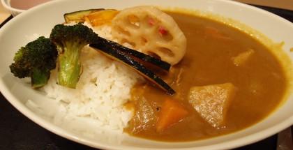 野菜カレー1
