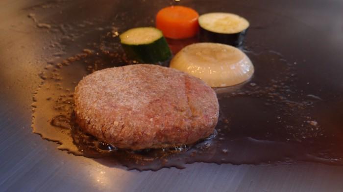 ビフテキのカワムラ ハンバーグランチコース