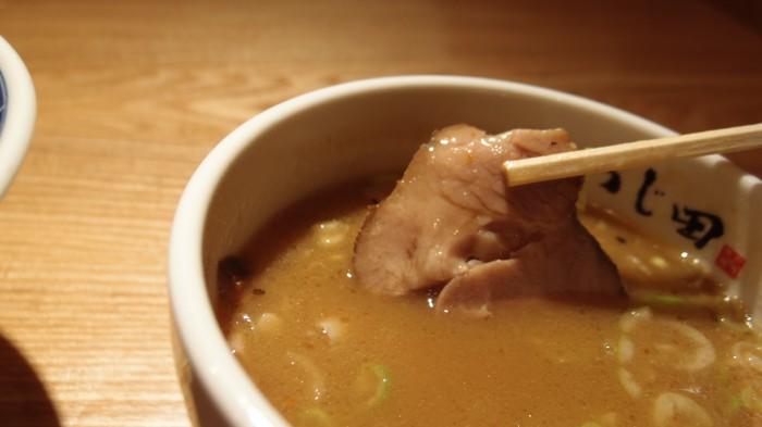 めん徳二代目つじ田 スープ
