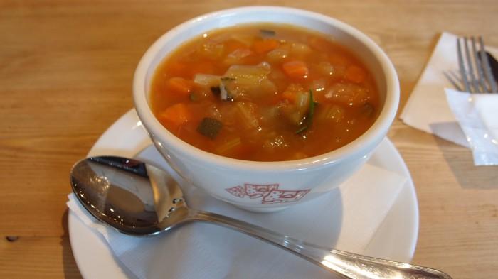 ル・パン・コティディアン スープ