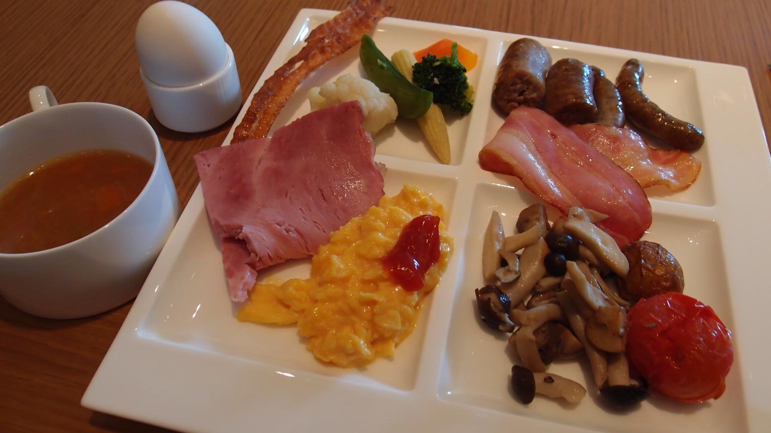 丸の内 グランドキッチン@パレスホテル東京 グランドキッチン・ブレックファスト