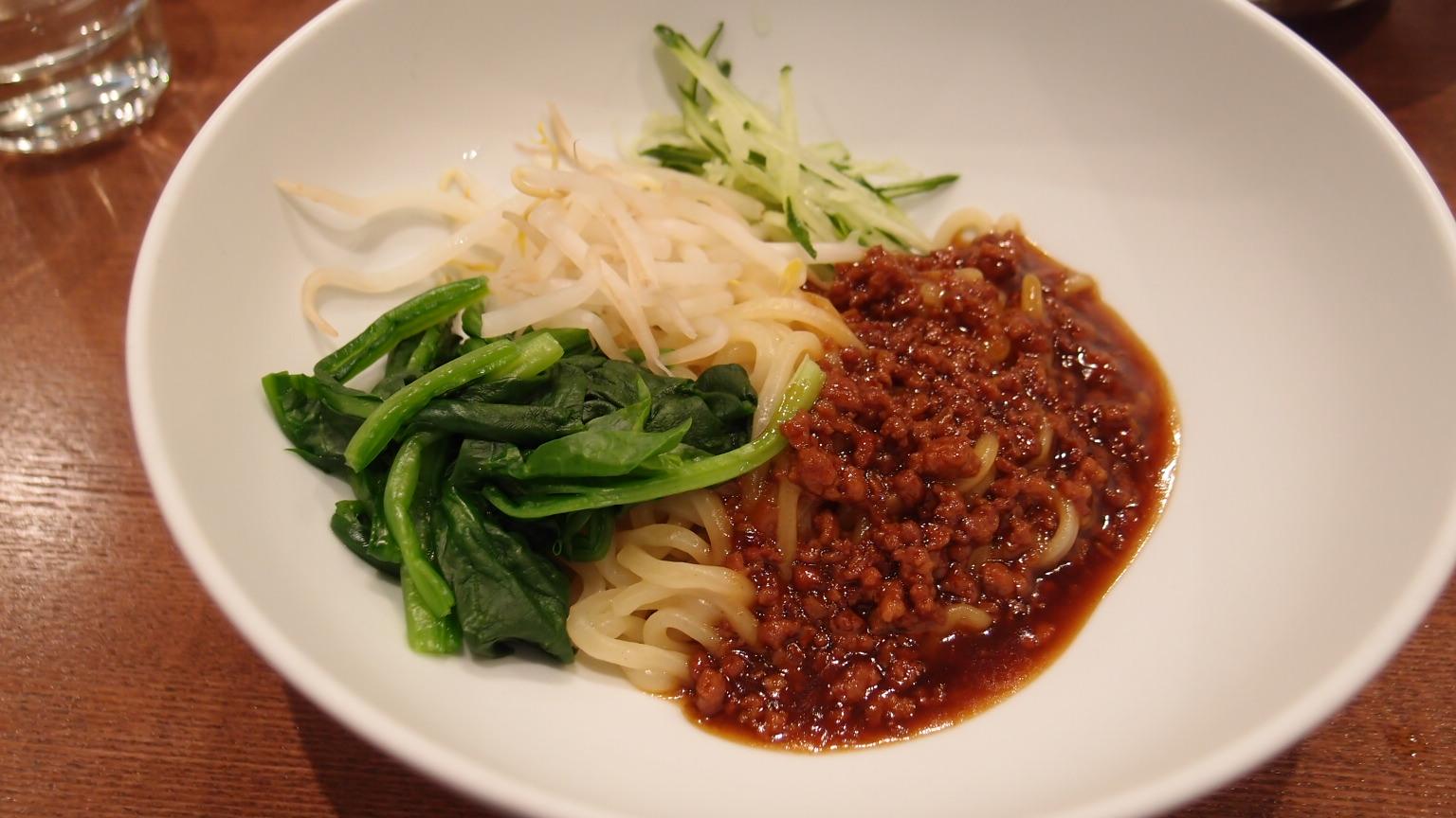 炸醤麺の画像 p1_39