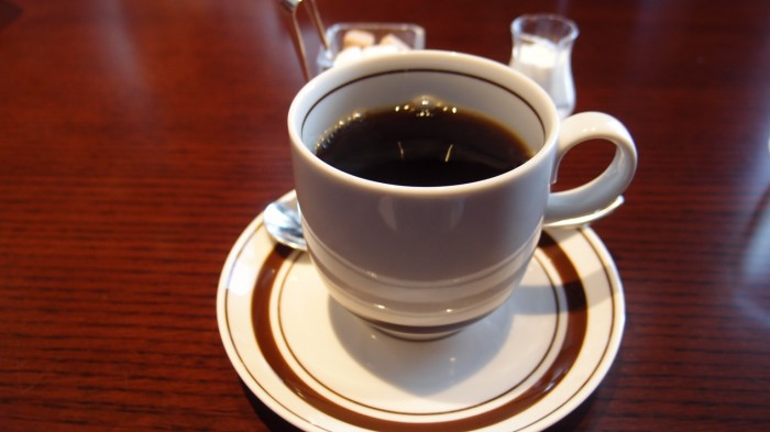 カメリア@東京ステーションホテル コーヒー