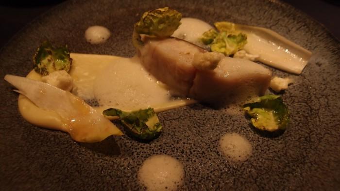 ラ・リュシオール 魚料理