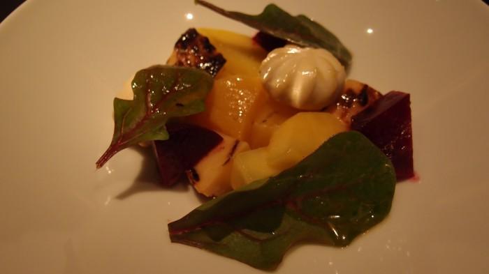 ラ・リュシオール 野菜