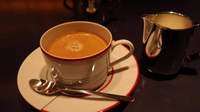 ラ・リュシオール コーヒー