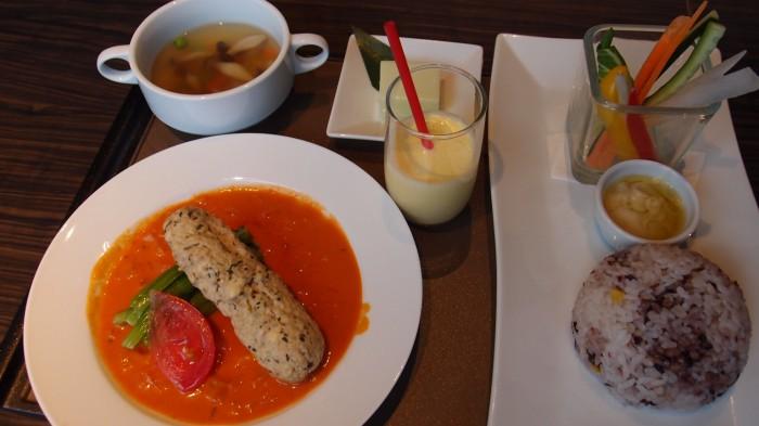 菜のHana 健康美食ランチ
