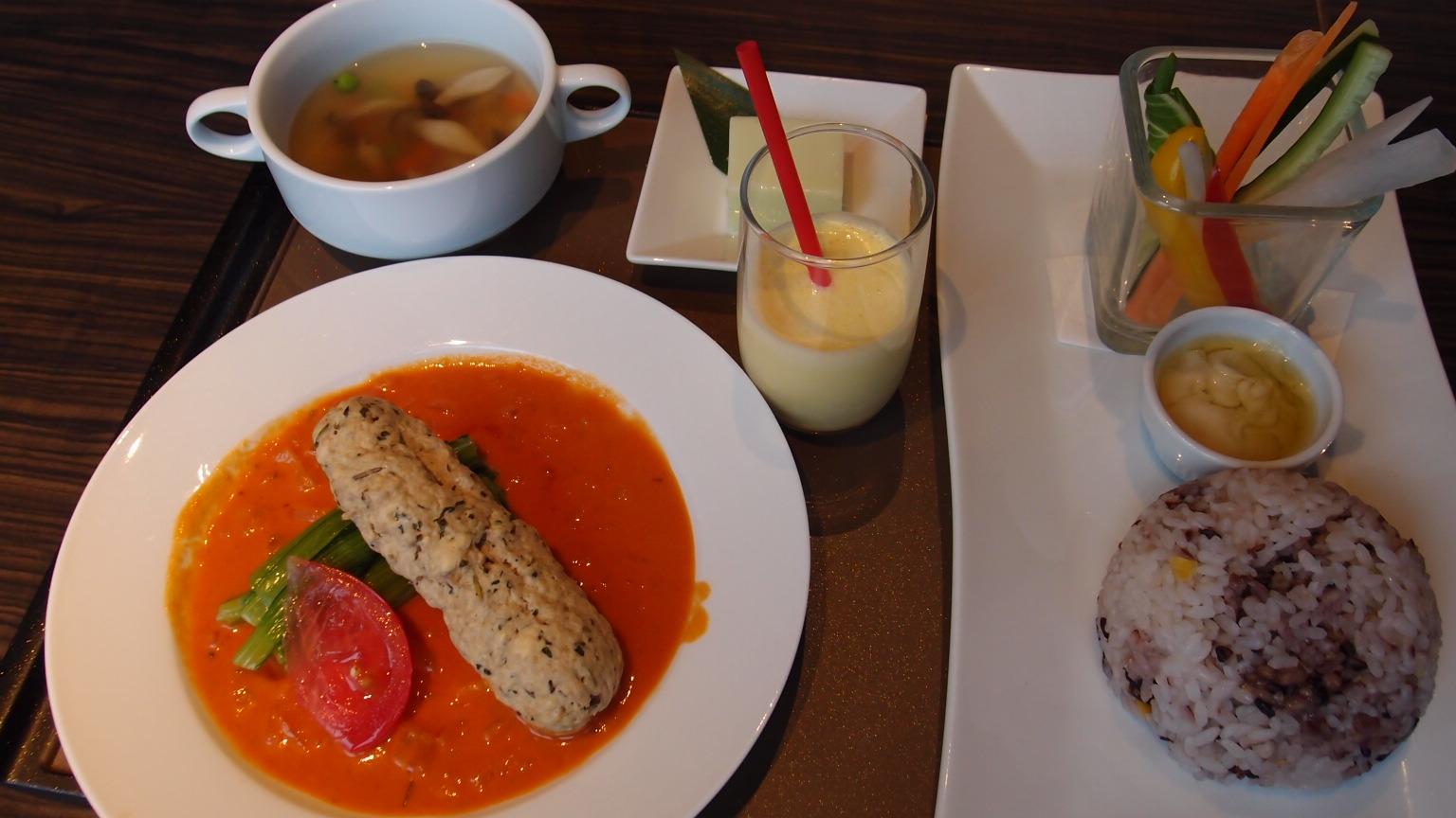 銀座 菜のHana 健康美食ランチ