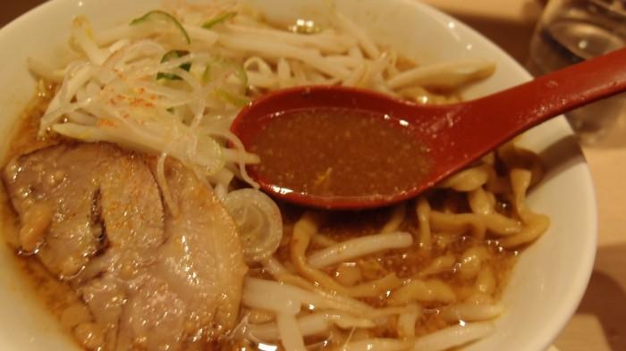 江戸甘 味噌ラーメン スープ
