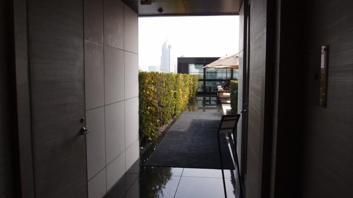 Le Jardin de Tweed 入口