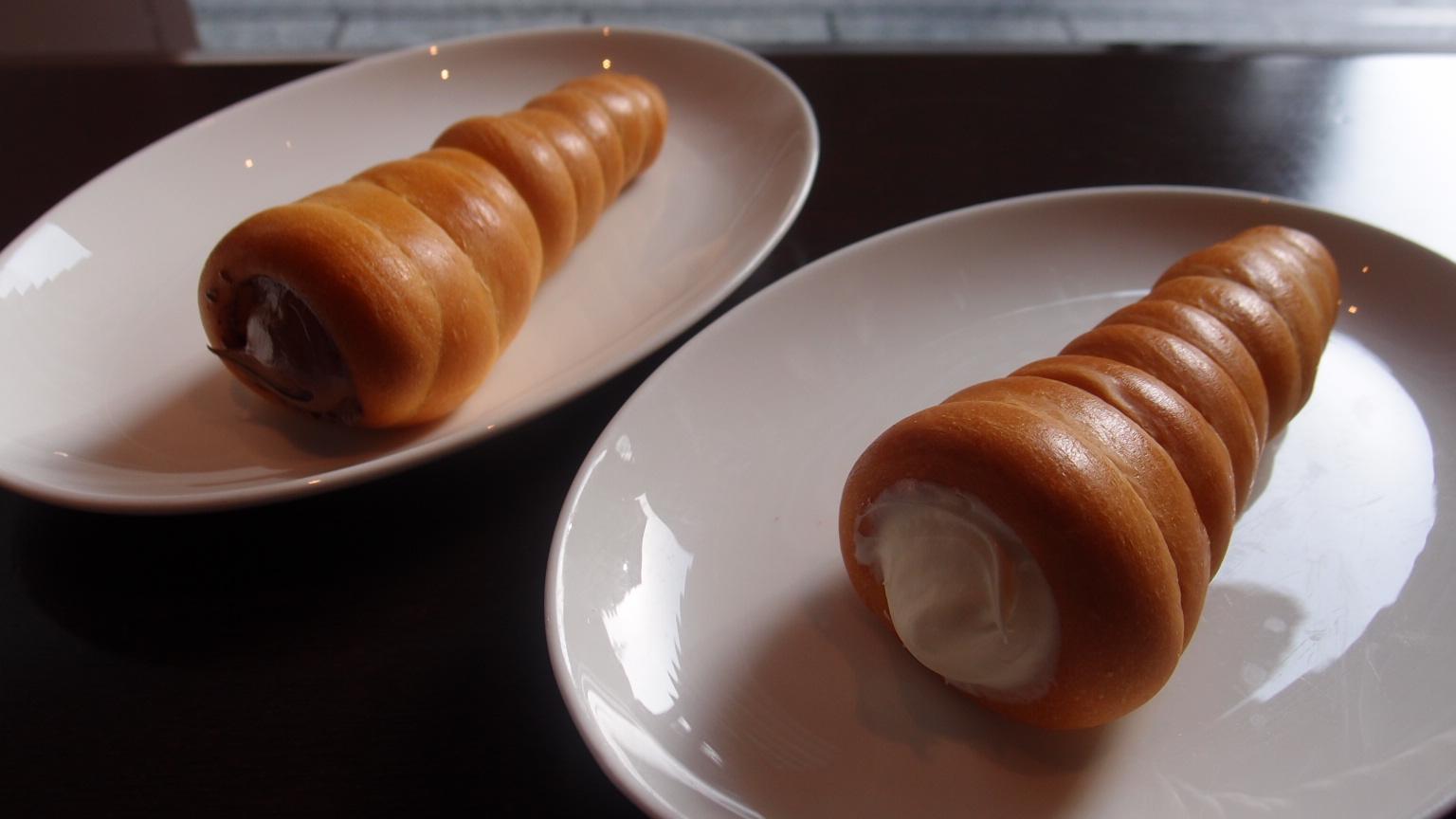 京橋 100%チョコレートカフェ チョコロネ