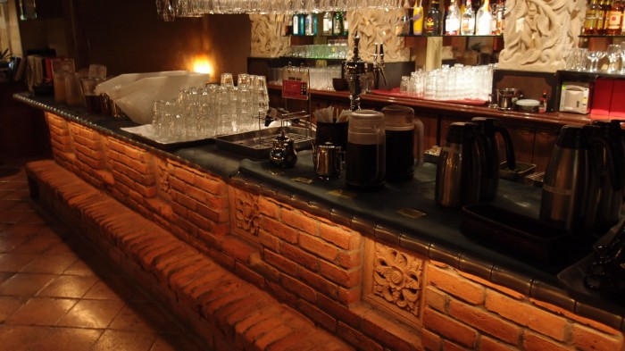 モンスーンカフェ ドリンクバー