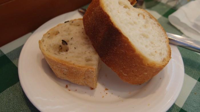グリル木村家 パン