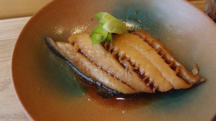 い組 銀鱈の煮つけ