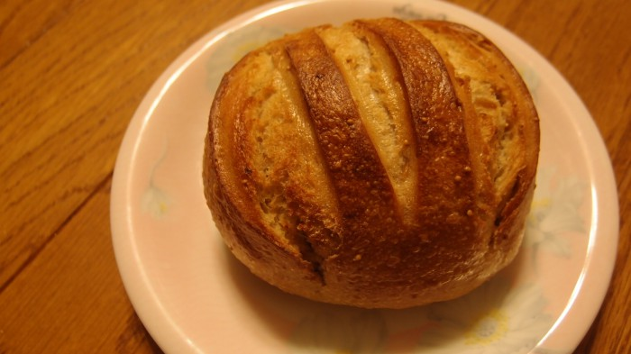 メゾンカイザー@松屋 イチジクのパン