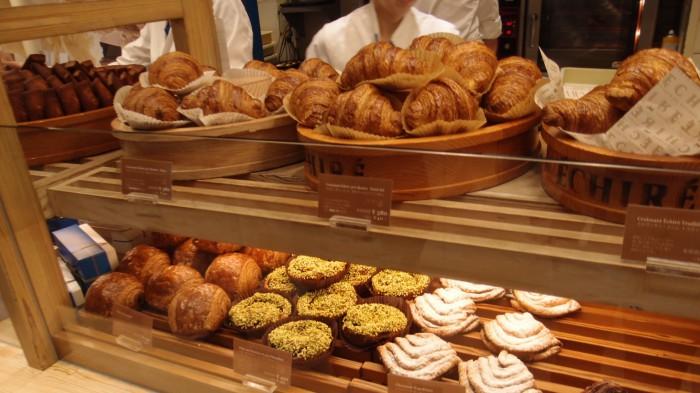 エシレ・メゾンデュブール パン売り場