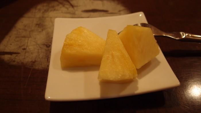 はるかなるカレー パイナップル
