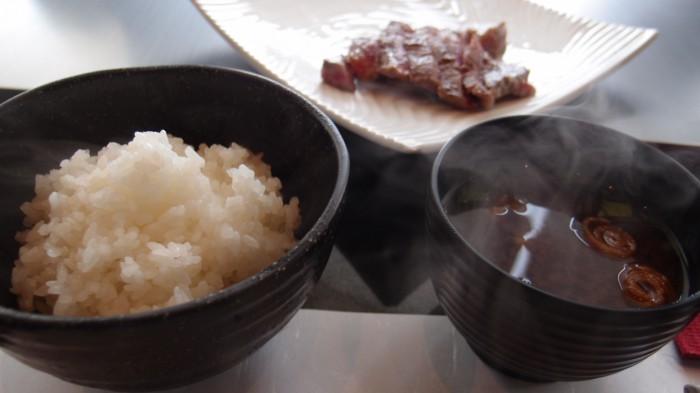 神戸みその ごはん味噌汁