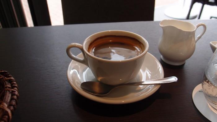 ノーザンテラスダイナー@銀座グランドホテル コーヒー