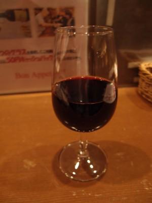 ヴィノスやまざき 赤ワイン