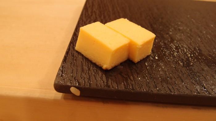 鮨方舟 卵焼き