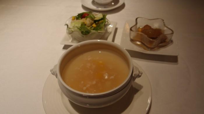 敦煌 スープ