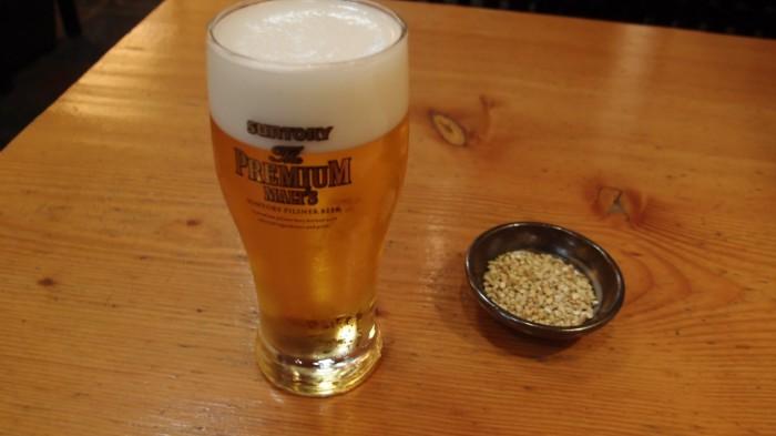 いけたに ビール