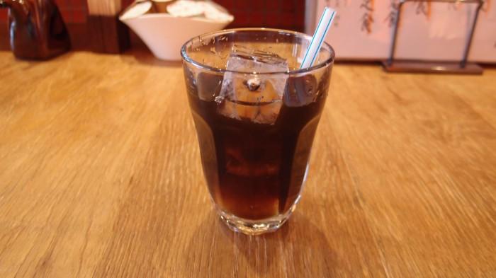 喜皿 アイスコーヒー