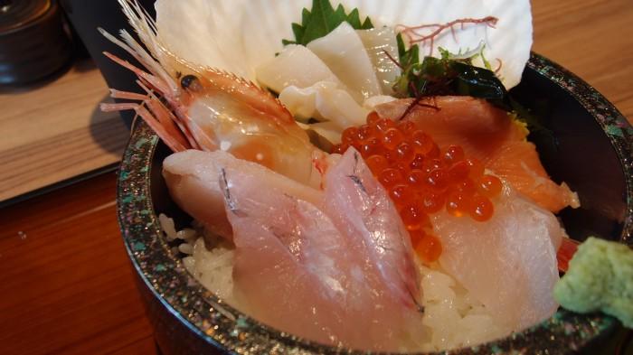 オホーツクの恵み網走市 西新橋店 海鮮丼