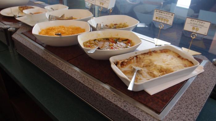 TENQOO@ホテルメトロポリタン 洋食ビュッフェエリア