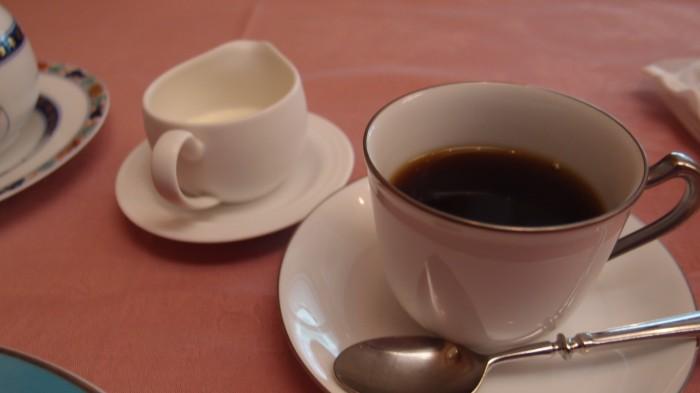 レストラン ドンピエール コーヒー