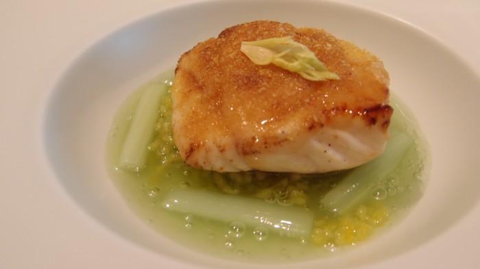 Heinz Beck 魚料理