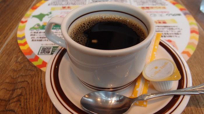 みのる食堂@三越 コーヒー