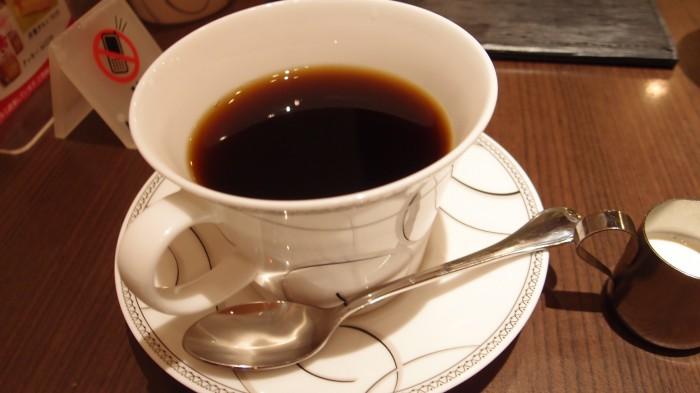 ル サロン カフェ フロ@大丸 コーヒー