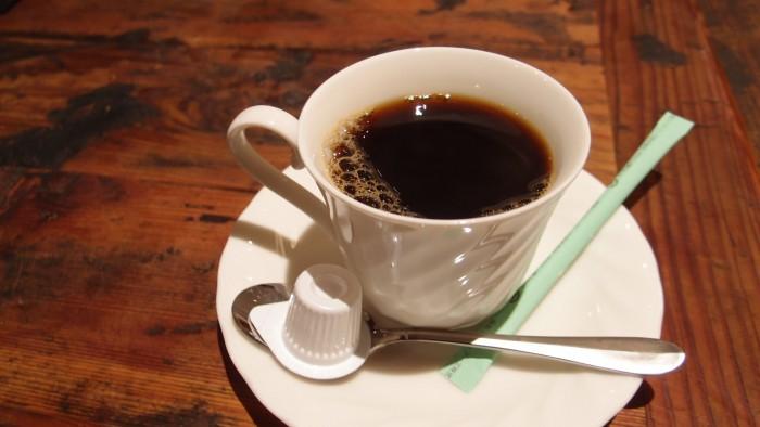 BARNEA GRILL コーヒー