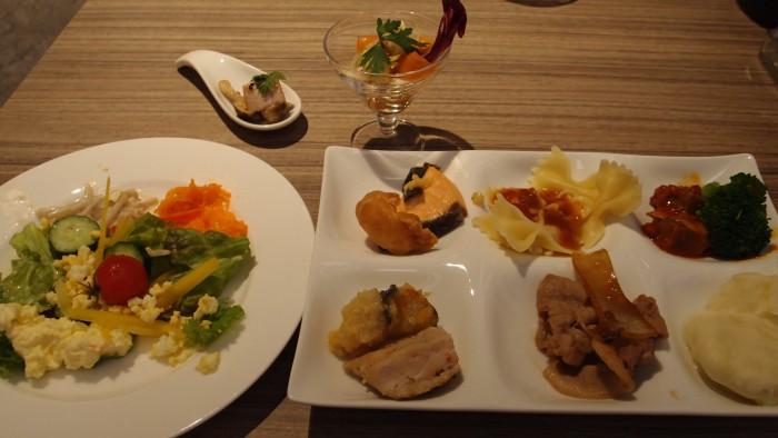 ALL DAY DINING NiKO GINZA 料理1