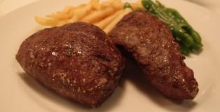 牛イチボ肉のロースト