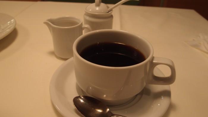 ラ・カンティーヌ サントル コーヒー