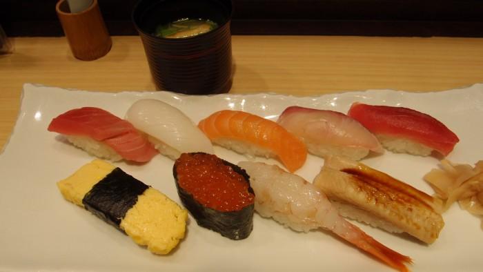 寿司清 寿司なごみ