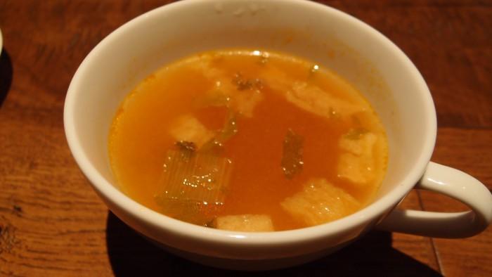 TORO TOKYO スープ